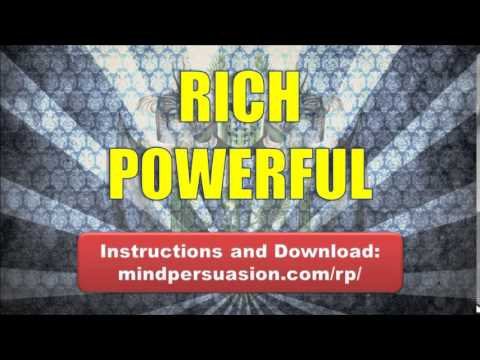 Rich and Powerful   Unlimited Wealth and World Domination Are Yours