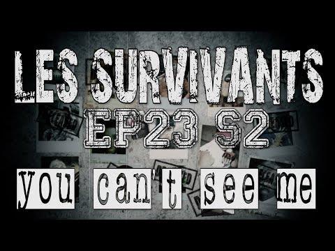 Les Survivants - Saison 2 - Episode 23 - You can't see me