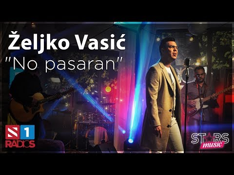 Zeljko Vasic - No pasaran (Official Video) 2017
