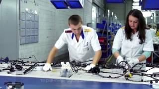LEONI Wiring Systems UA GmbH PROMO VIDEO