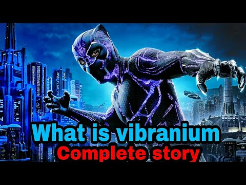 What is vibranium in hindi