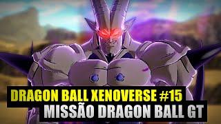 Dragon Ball Xenoverse #15 - Missão DBGT
