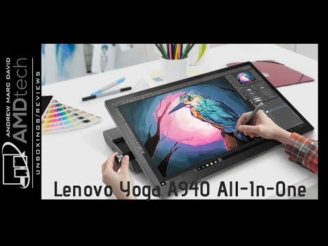 Lenovo Yoga A940 All-In-One: The Review
