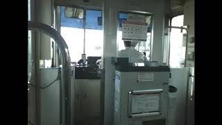 豊橋鉄道市内線 駅前発赤岩口行き 2019年8月12日 16時7分発