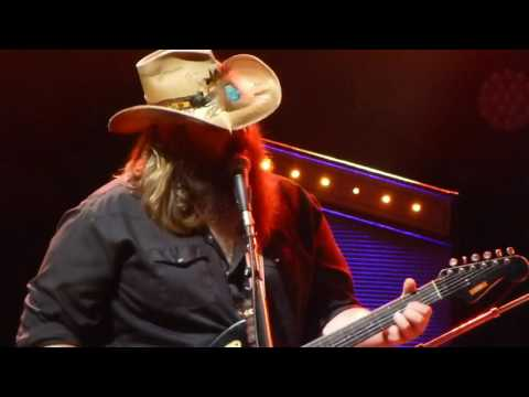 Chris Stapleton - Outlaw State of Mind - Cuyahoga Falls, OH - 8.19.16