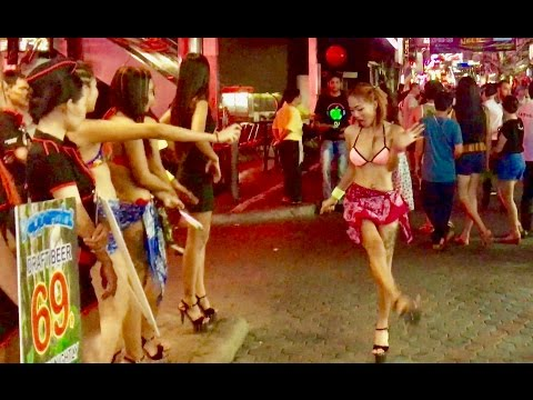 Adventures in Pattaya - Walking Street, Nightlife, Day Scenes, Mall, Koh Larn Isle - Thailand 4K HD