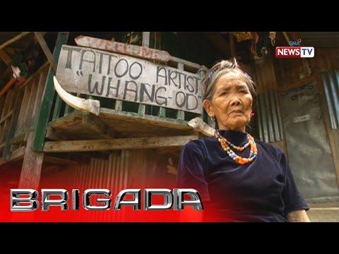 Brigada: Apo Whang Od, ang huling mambabatok ng Cordillera