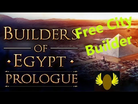 Builders Of Egypt: Prologue - Free On Steam
