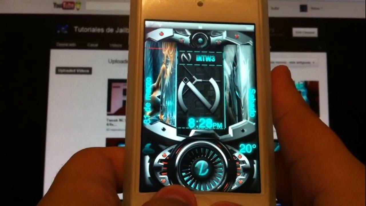 unlockfx_Tweak UnlockFX, Agrega Efectos y Sonidos al Desbloquear tu iPhone 3GS/4/4S, iPod Touch ...