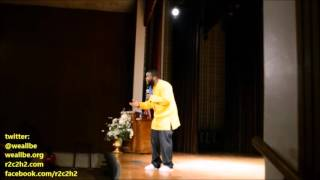 Dr. Umar Johnson: THE ICE People & THE SUN People Story