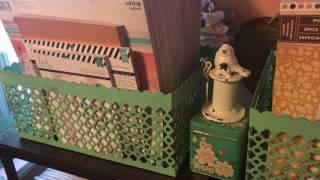 Scraproom Paper Storage Solution - Craft Organization