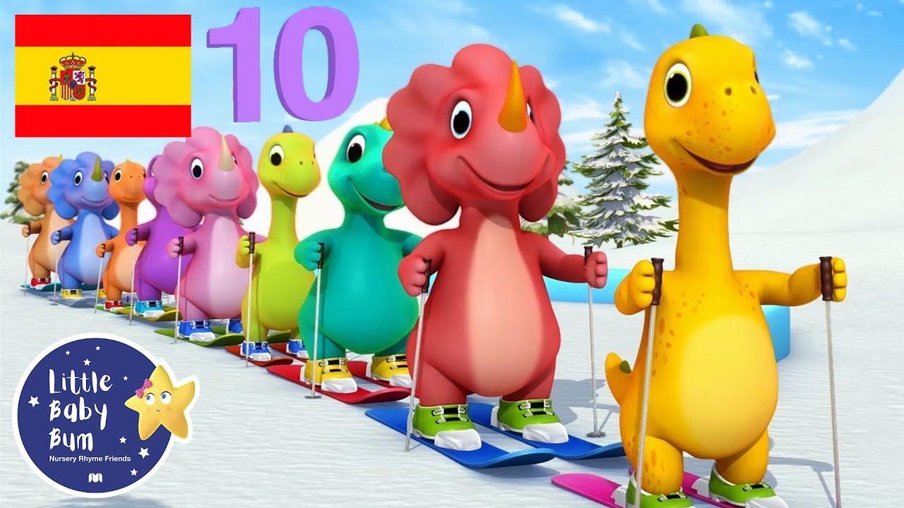 Canciones Infantiles Diez Dinosaurios Parte 2 Dibujos Animados Little Baby Bum En Espanol Youtube Imágenes gif de dinosaurios de la categoría de. canciones infantiles diez dinosaurios parte 2 dibujos animados little baby bum en espanol