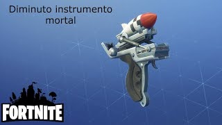 Burst at a high cost / Tiny deadly instrument Fortnite: Saving the World #379