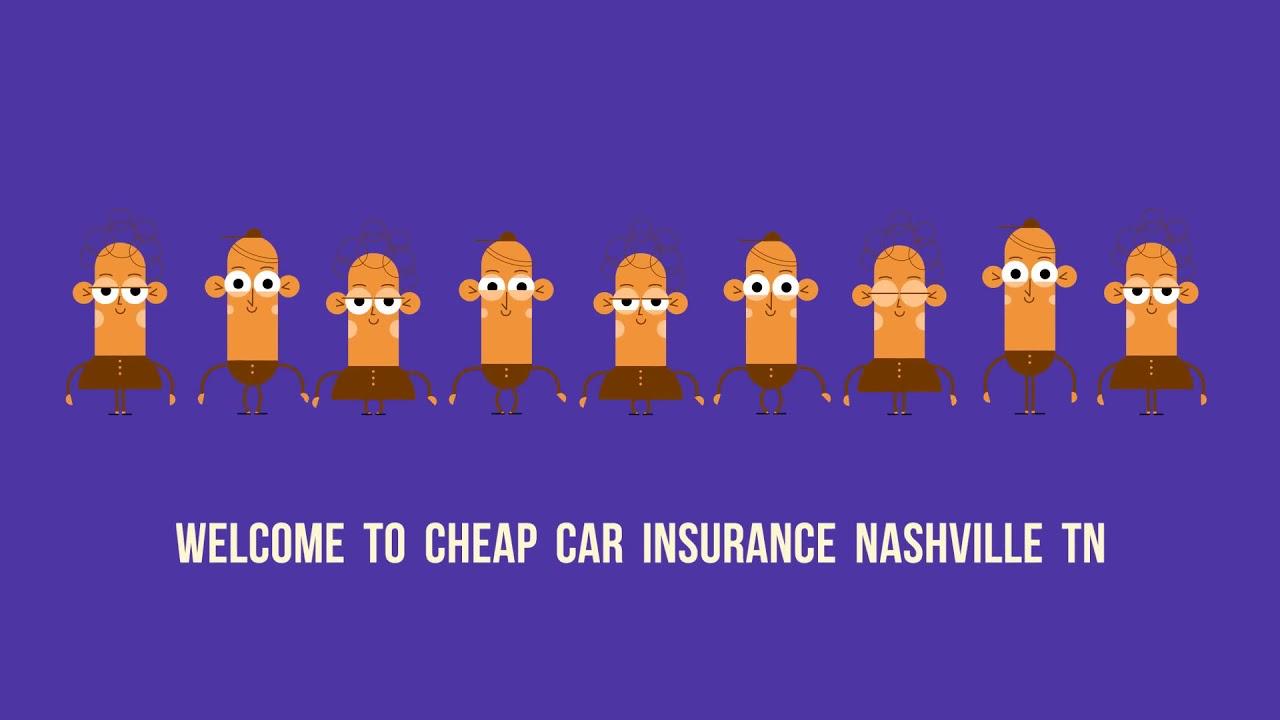 Get Now Cheap Car Insurance in Nashville TN