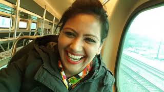 Let's go to Chicago America with Cabin Crew Mamta Sachdeva Part 1