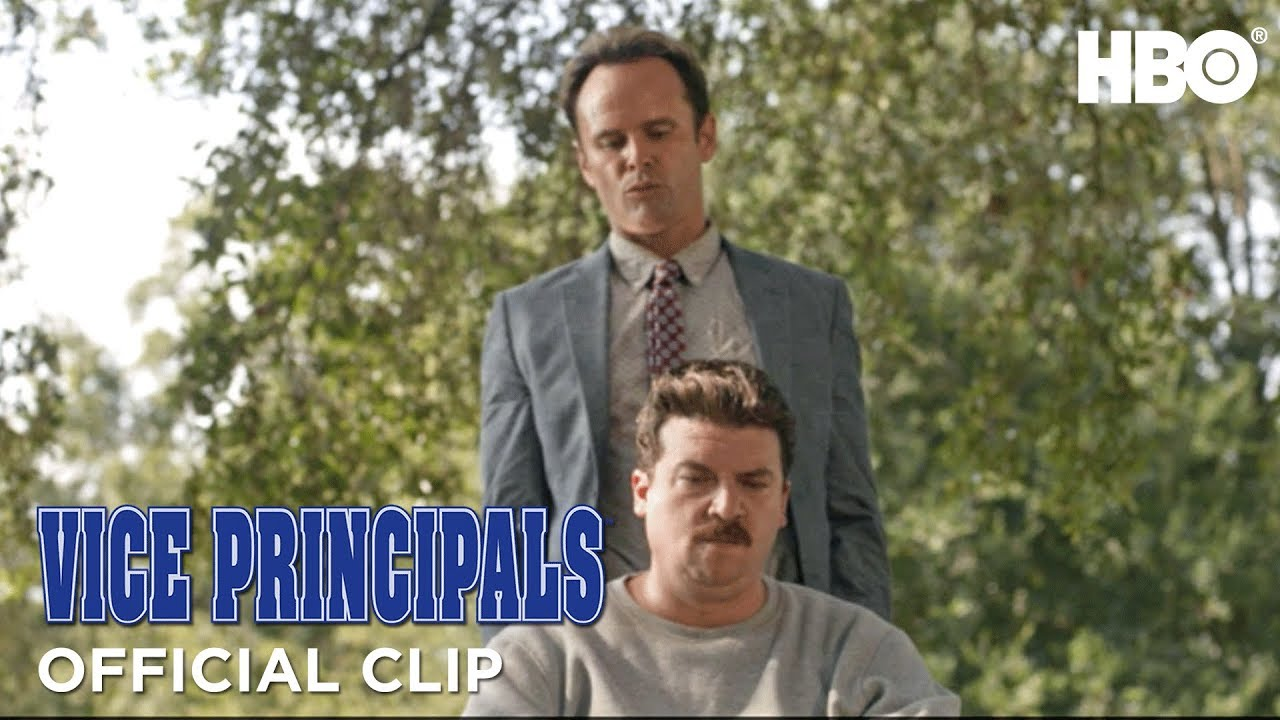 Download 'You're a Caged Beast!' Ep. 1 | Vice Principals | Season 2