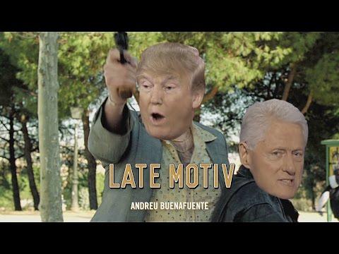 LATE MOTIV - Torrente - Trump. 'Operación Casa Blanca' | #LateMotiv144