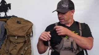Binocular Harness System by SOLO HNTR Overview and Set Up