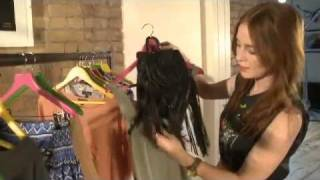 eBay vs Hightstreet with mobile stylist Angela Scanlon