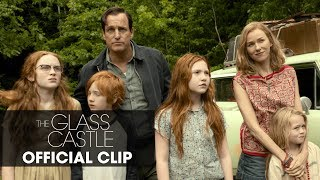 "The Glass Castle (2017) Official Clip ""Vision"" – Woody Harrelson, Naomi Watts"