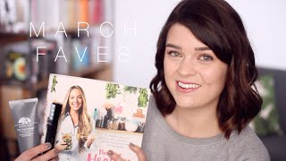 March Favourites | ViviannaDoesMakeup, #MonthlyFavorites