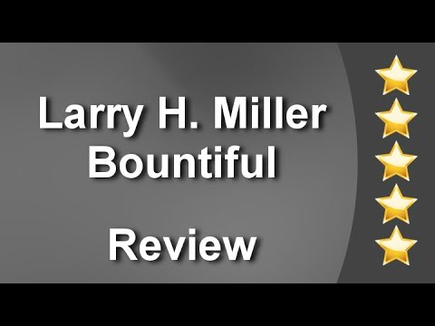 Larry H. Miller Chrysler Jeep Dodge Ram Bountiful Excellent 5 Star Review by Hannah Rohrich