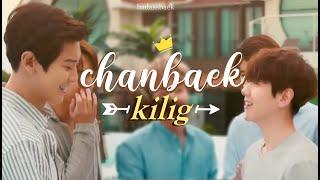 찬백 Chanbaek is Kilig [A Supercut of CB Moments]