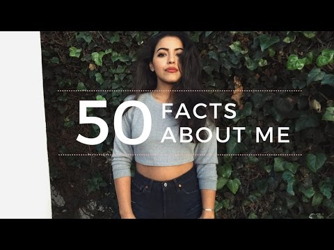 50 Facts About Me: True Love, Religion, and the Thug Life ♔