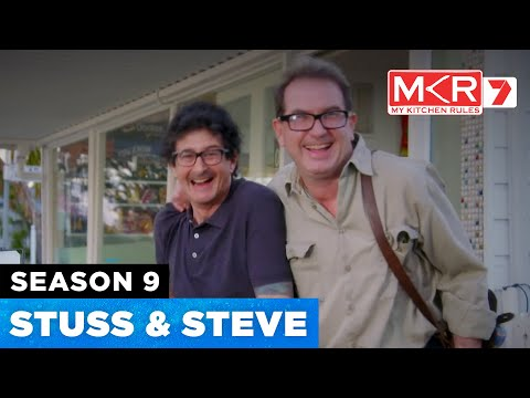 Stuss & Steve | MKR Season 9