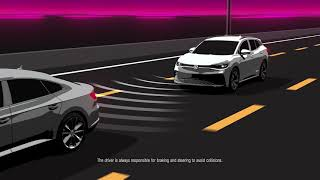 homepage tile video photo for Front Assist | Knowing Your VW