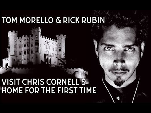 Todd - Tom Morello & Rick Rubin visit to Chris Cornell's Home