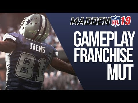 Madden 19 News! Gameplay, Franchise, MUT & MORE!