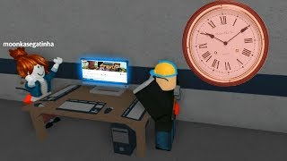 HACK the COMPUTER l WE ARE OUT of TIME (ROBLOX)