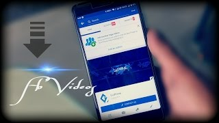 How to Download Facebook Video on Android Mobile   2017