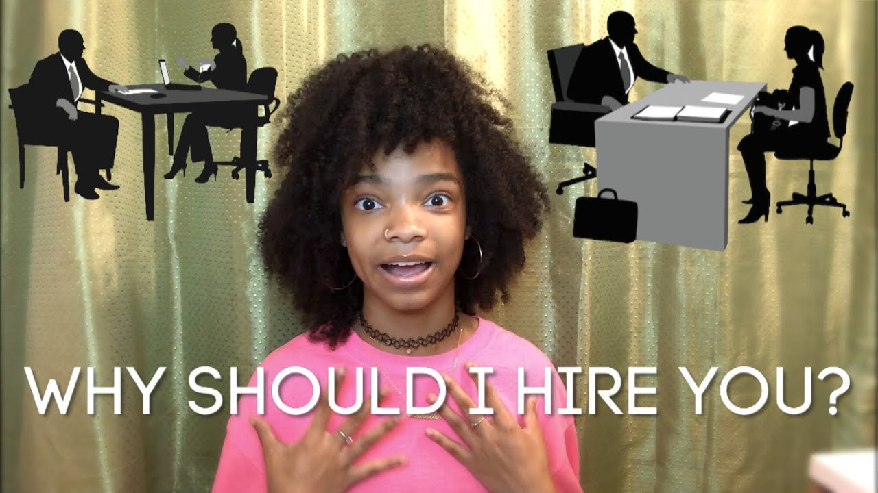 Download TIPS FOR TEENAGERS GOING IN FOR JOB INTERVIEWS!!