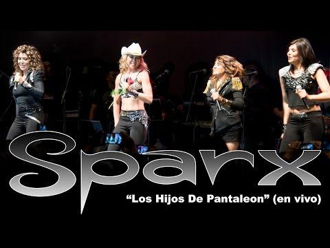 """SPARX - """"Los Hijos De Pantaleon"""" (en vivo)"""