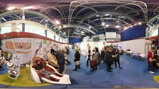 Выставка ''МЕДИЦИНА И ЗДОРОВЬЕ'' в формате 360°