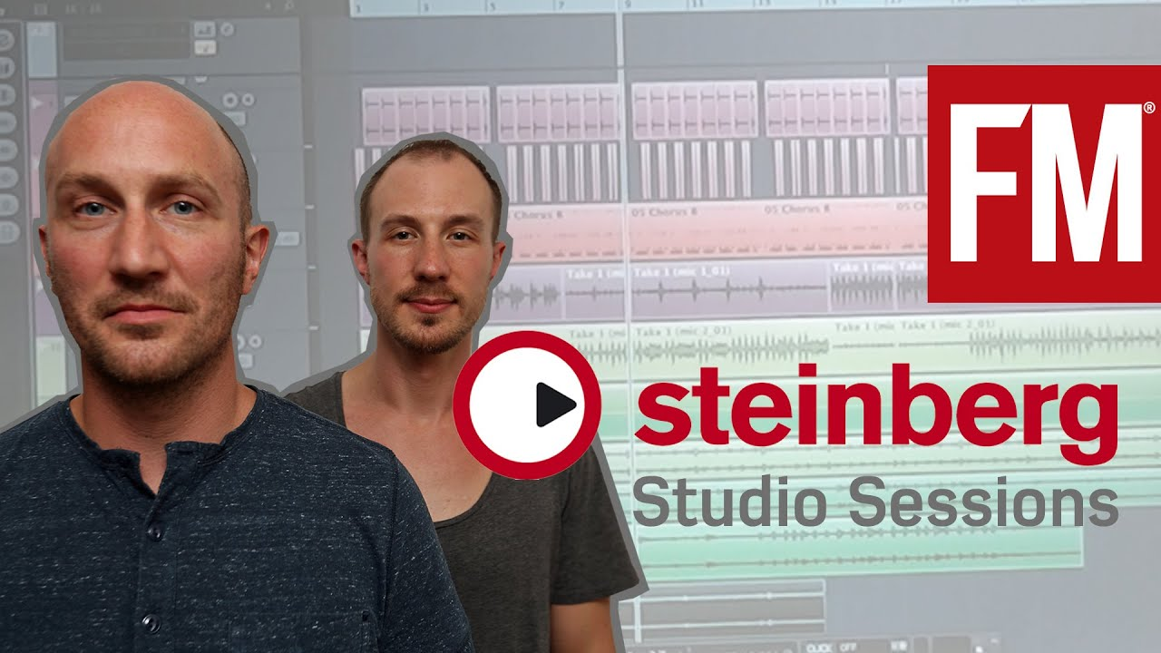Steinberg Studio Sessions EP11 - Menace & Lord