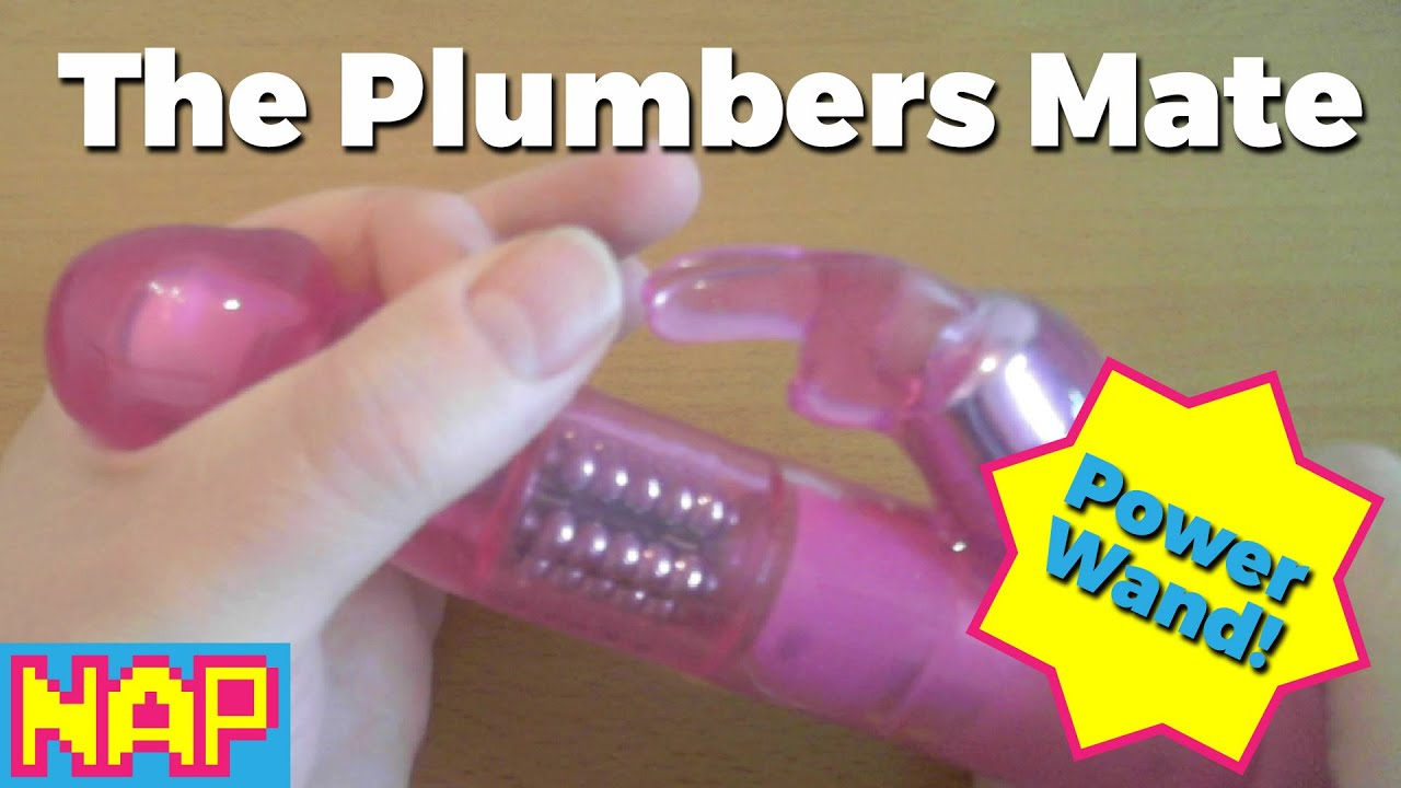 BEST GADGET EVER? Plumber's Mate: Power Wand - Review
