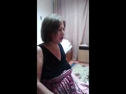 Взрослая русская женщина ебется и рассказывает о своих