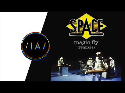 Space - Magic Fly (The Orb Remix) [Nang Records]