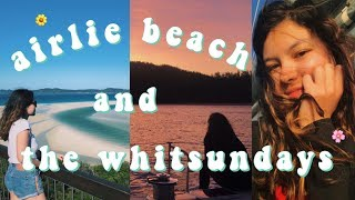 airlie beach and the whitsundays ⎢east coast australia vlog ☆