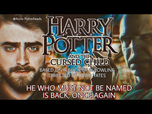 Harry Potter And The Cursed Child First Look Trailer Hd 2021 Jk Rowling Youtube