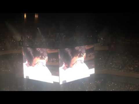 [Fancam] 160503 Sehun hugged Chen during game @ EXO Fanmeeting in Japan Day 3