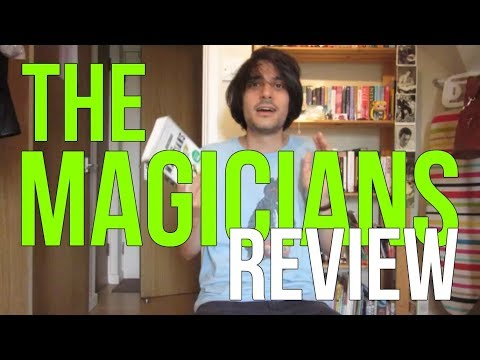 The Magicians by Lev Grossman REVIEW