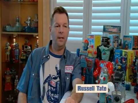 Russell Tate's Toy Robots / ABC TV