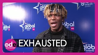 Global Awards: KSI is Exhausted!