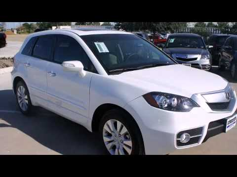 2012 Acura RDX w/Technology Package in Fort Worth, TX 76137