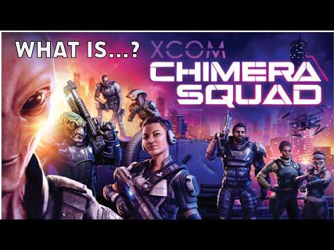 What is XCOM Chimera Squad?  
