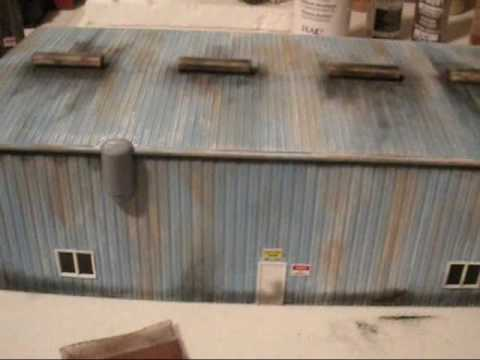 Shed Weathering
